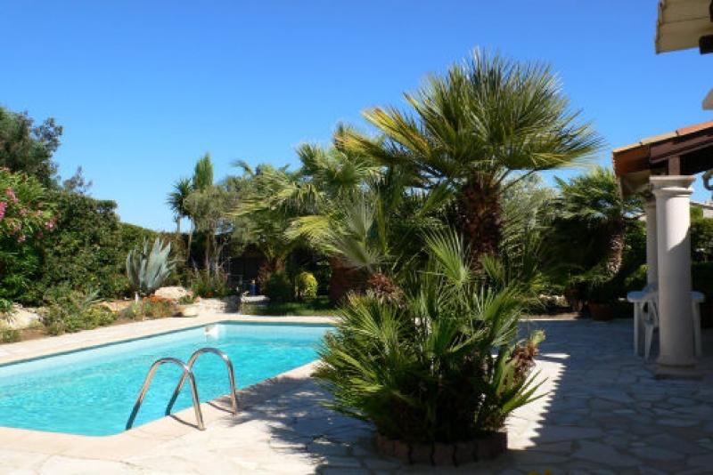 Locsud villa avec piscine privative 3 chb dans domaine for Camping mandelieu la napoule avec piscine