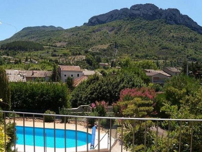 Locsud villa avec piscine en drome provence buis les - Location vacances drome avec piscine ...