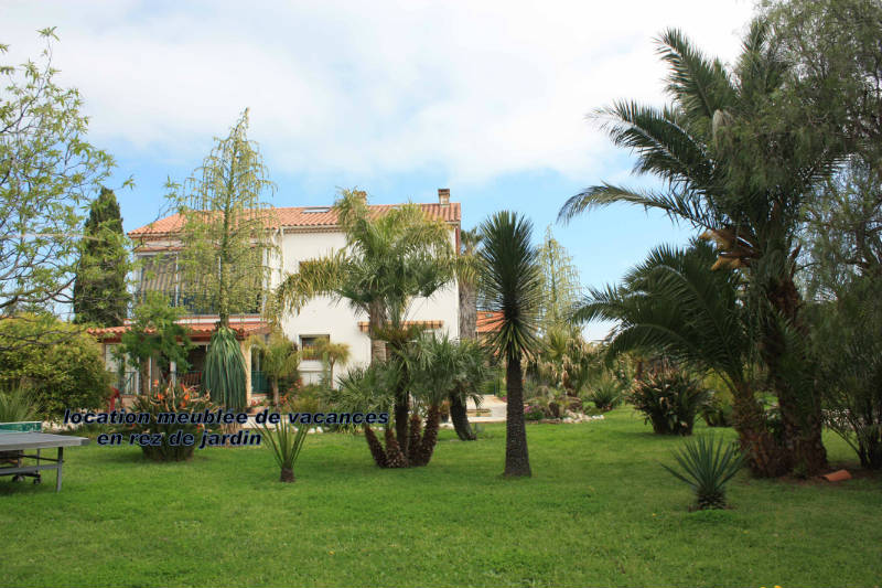 Le Gite à Violette et Son Jardin à Hyères