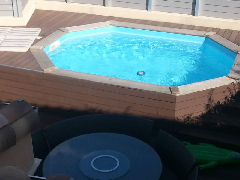 Villa 95 m² tout confort, piscine, 5 minutes des plages
