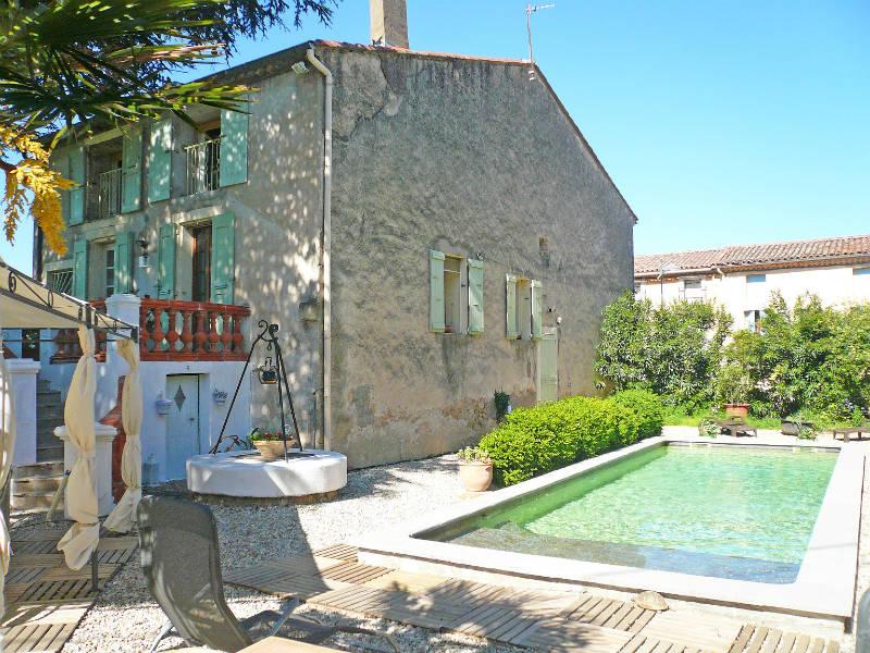 Villa Confortable avec Piscine Privée Proche de Pézenas